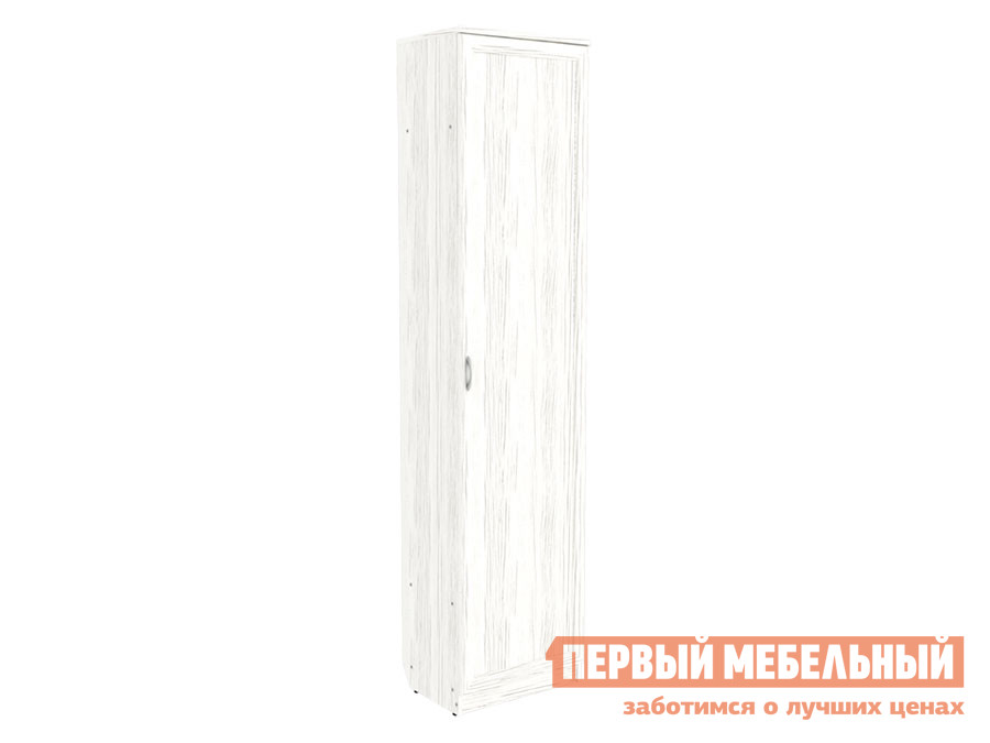Распашной шкаф  Мерлен 107 со штангой Арктика, Без зеркала Уют сервис 107156