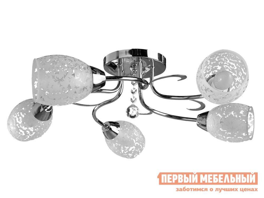 Потолочная люстра Первый Мебельный Люстра STEFANIA A6055PL-5CC