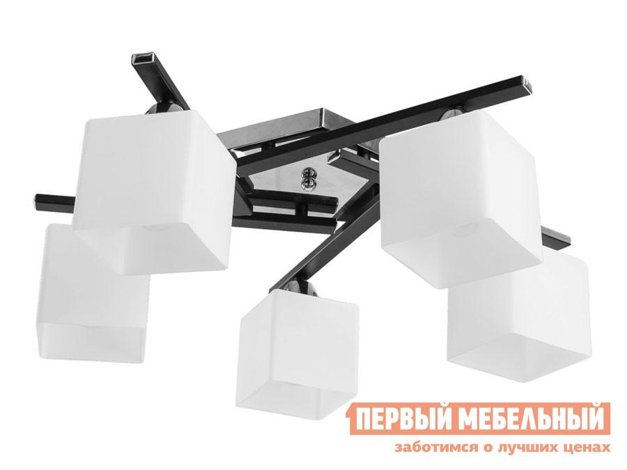 Потолочная люстра Первый Мебельный Люстра VISUALE A8165PL-5BK