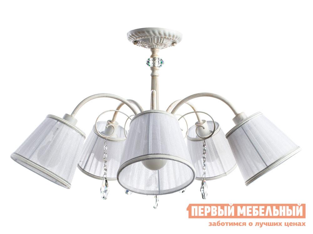 Потолочная люстра Первый Мебельный Люстра ALEXIA A9515PL-5WG
