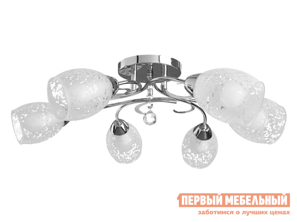 Потолочная люстра Первый Мебельный Люстра STEFANIA A6055PL-6CC