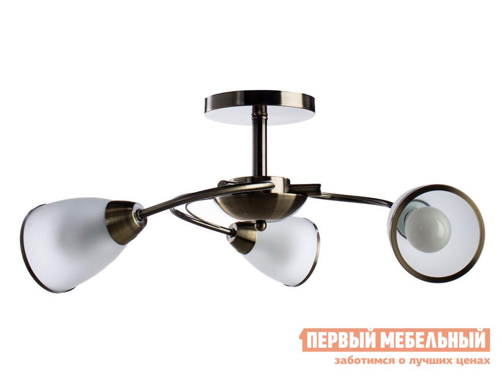 Потолочная люстра Первый Мебельный Люстра INNOCENTE A6056PL-3AB