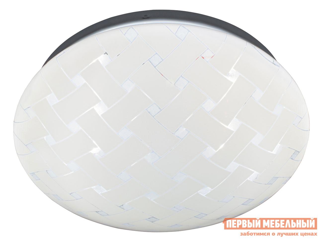 Потолочная люстра  Светильник накладной PLC.300/18-20W/004 LED 18-20W 220V 4200K 1600Lm D300мм Белый Электросвет 124511