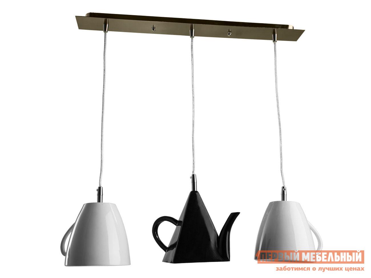 Подвесная люстра Первый Мебельный Подвесной светильник CAFFETTERIA A6604SP-3WH