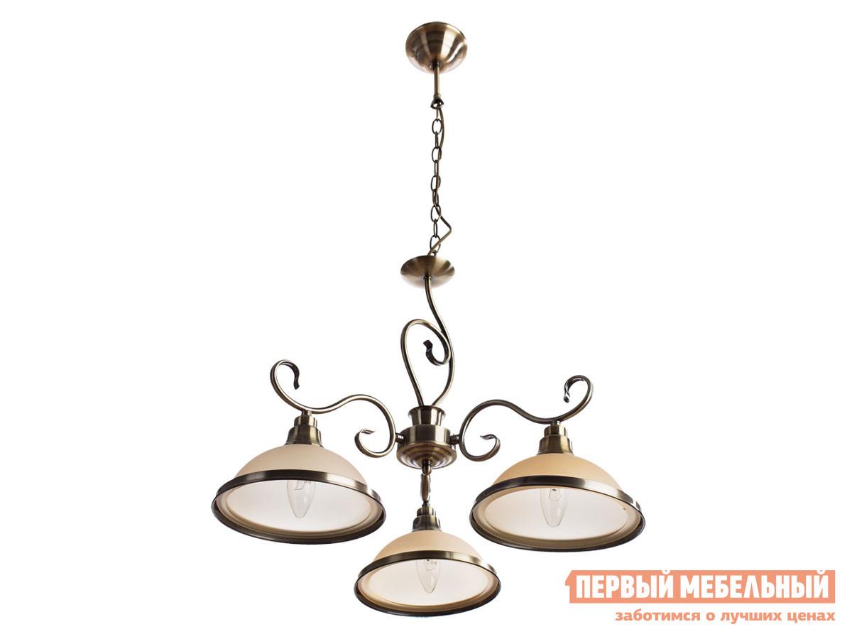 Подвесная люстра Первый Мебельный Люстра SAFARI A6905LM-3AB подвесная люстра arte lamp a6905lm 3ab