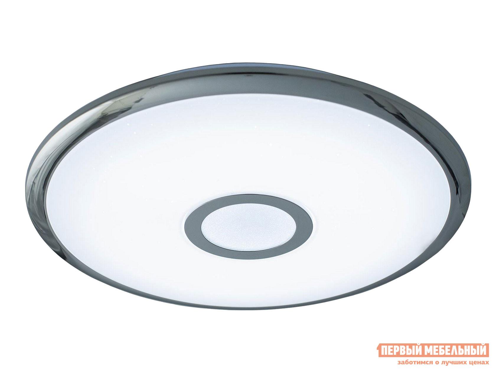 Потолочная люстра  CL703A30G Старлайт Смарт RGB Белый / Хром СитиЛюкс 127985
