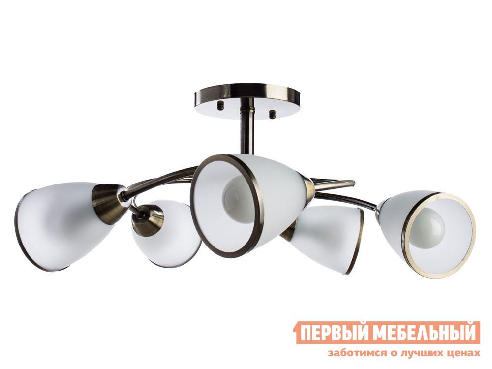 Потолочная люстра Первый Мебельный Люстра INNOCENTE A6056PL-5AB