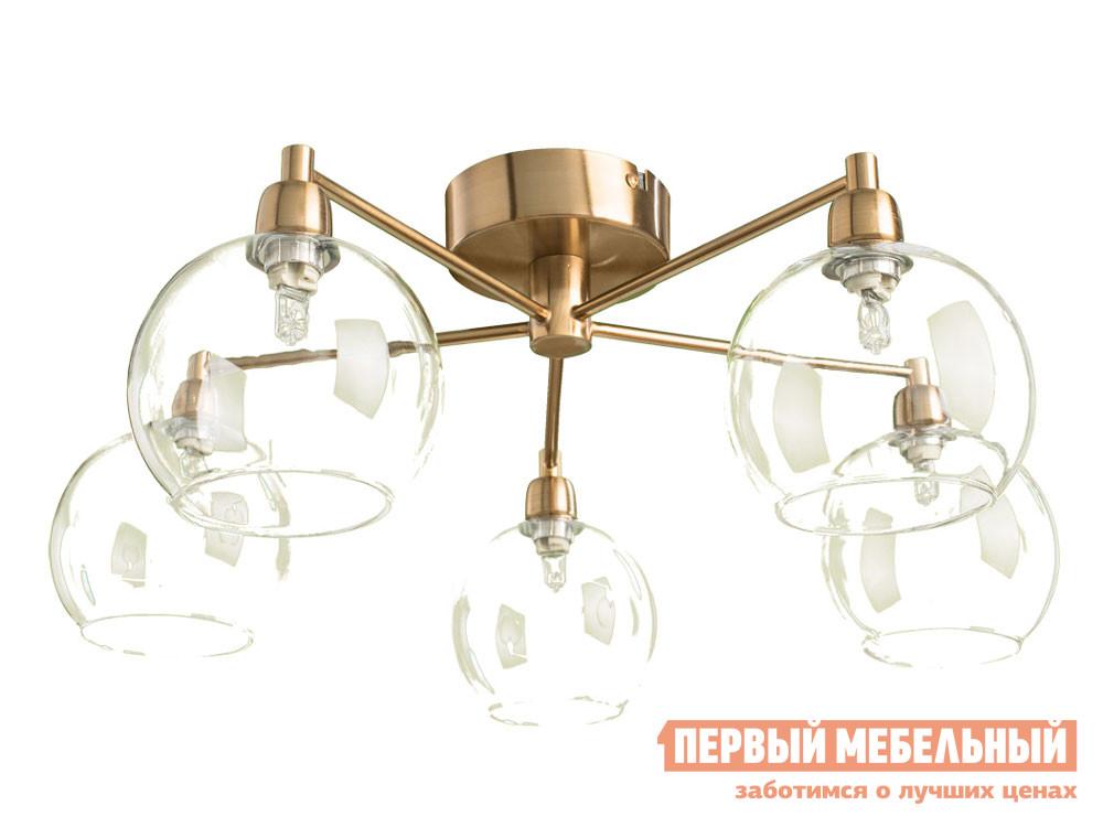 Потолочная люстра Первый Мебельный Люстра ROSARIA A8564PL-5RB