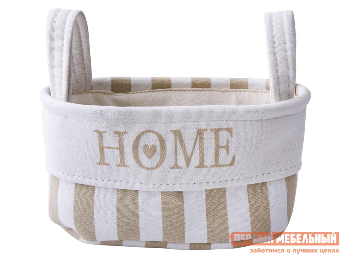 Тканевая корзина для белья Первый Мебельный Хоум