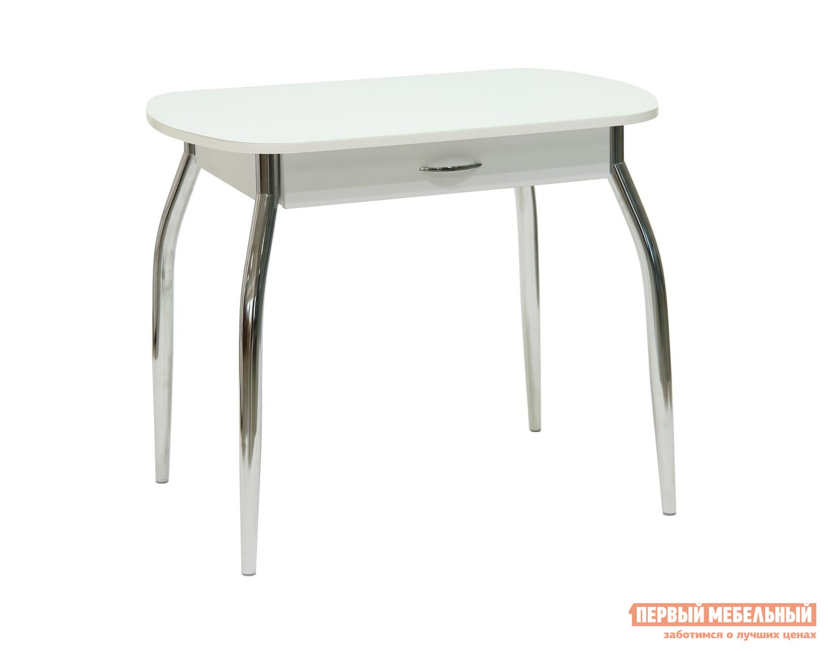 Обеденный стол Первый Мебельный Стол обеденный Сицилия с ящиком