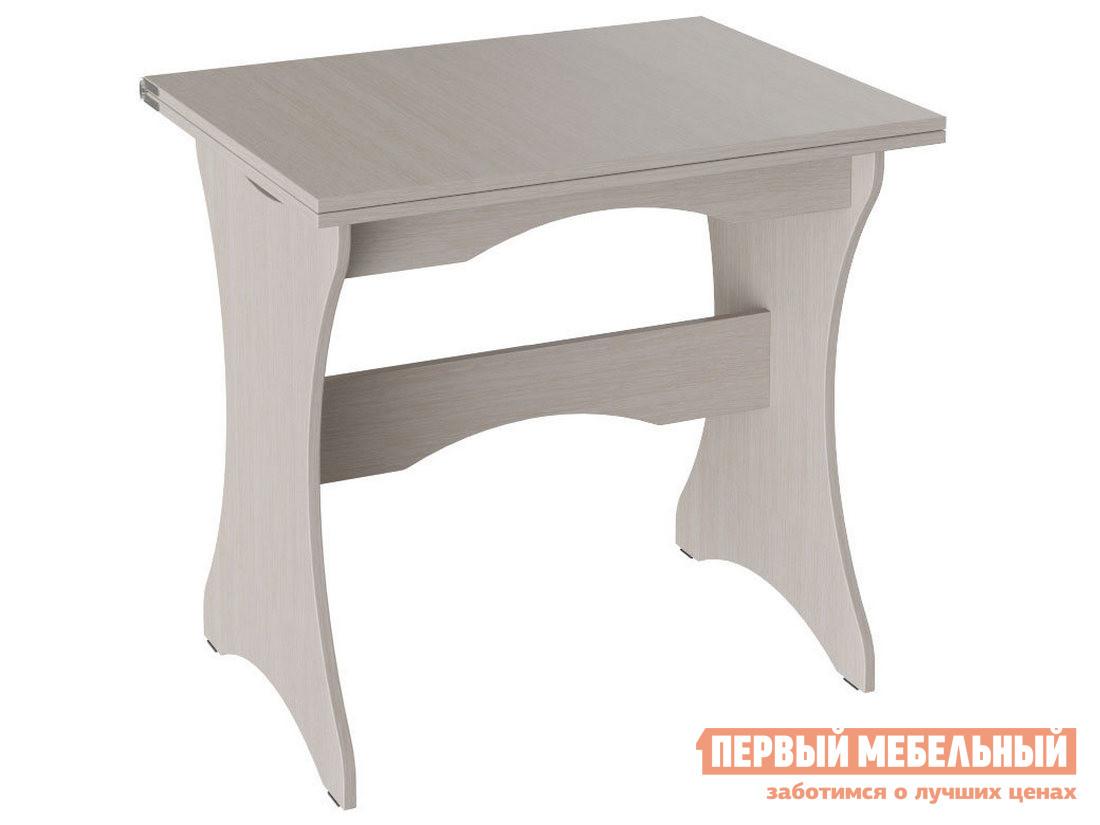 Кухонный стол Стол обеденный Дива Дуб молочный фото