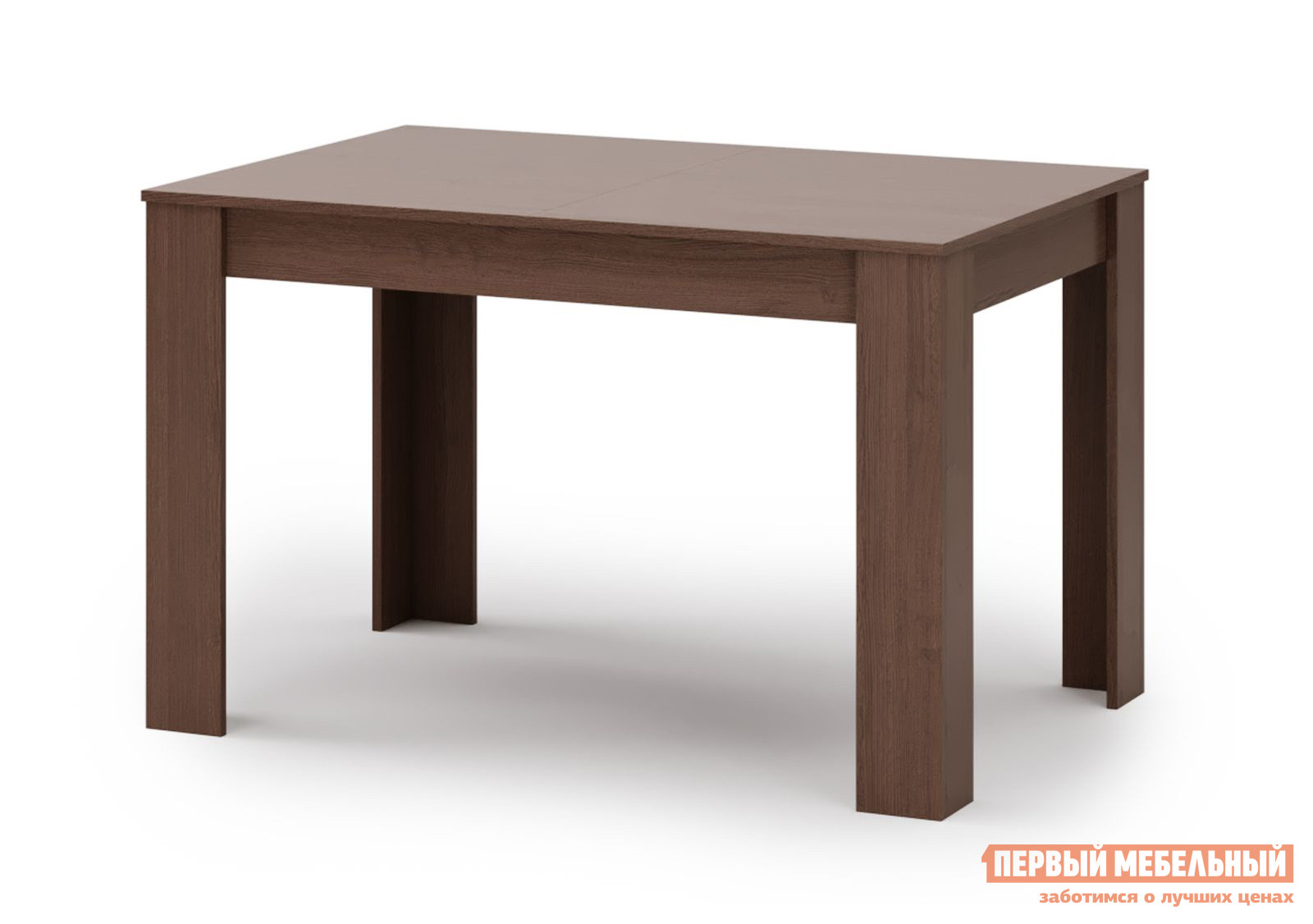Обеденный стол Первый Мебельный Обеденный стол Джастин 2 обеденный стол дик стол 41 венге стекло бежевое