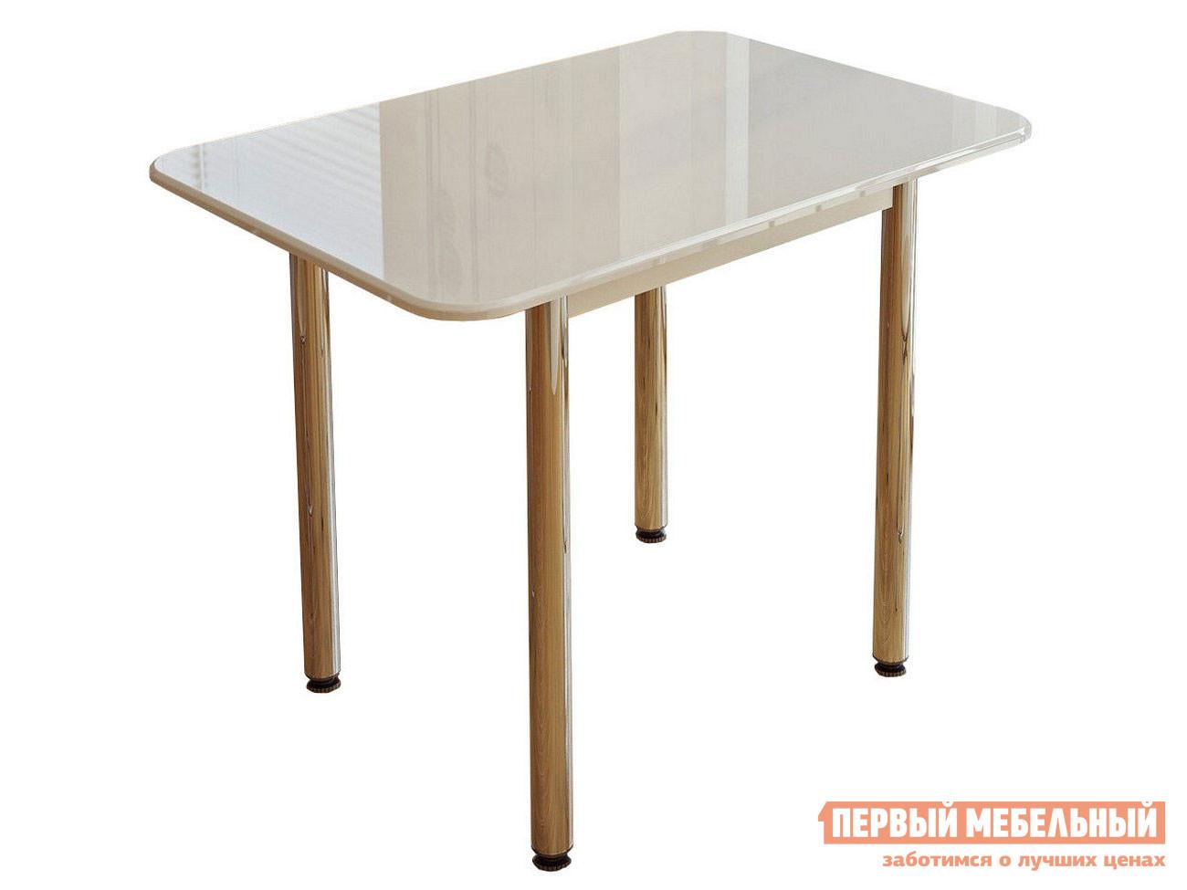Кухонный стол  Стол обеденный Премьера Белый — Стол обеденный Премьера Белый