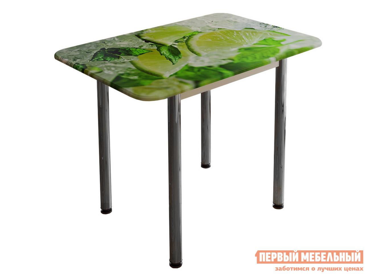 Кухонный стол  Стол обеденный Премьера Лайм — Стол обеденный Премьера Лайм