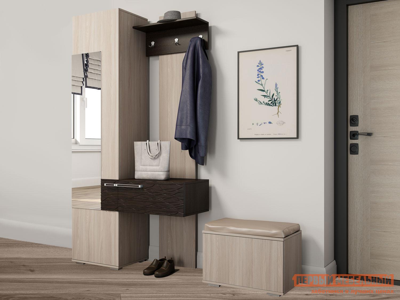 Комплект мебели для прихожей Первый Мебельный Комплект мебели для прихожей Герда