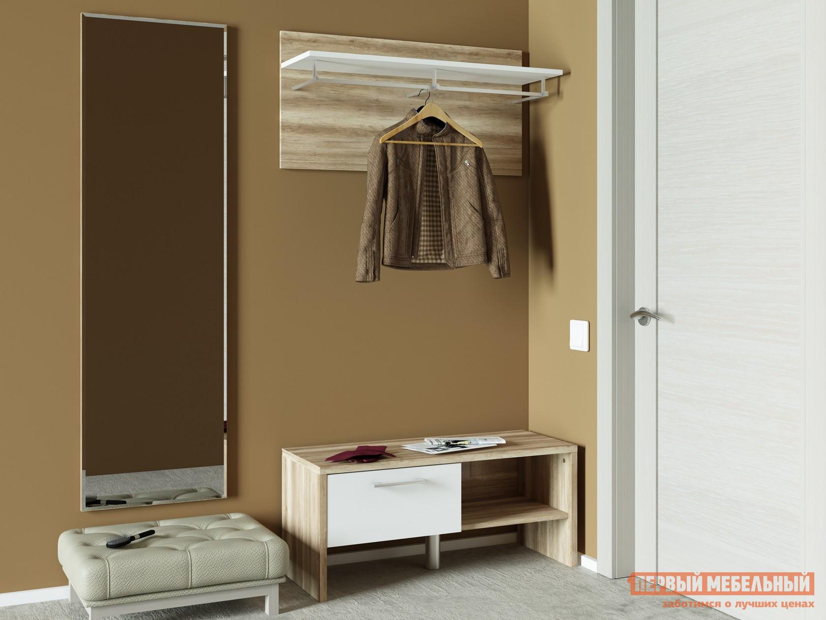 Модульная прихожая глянец Первый Мебельный Джулия К3 модульная прихожая с каретной стяжкой первый мебельный оскар 7 2