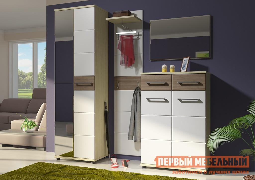 купить Модульная прихожая из мдф Первый Мебельный Оскар-9 К2 онлайн