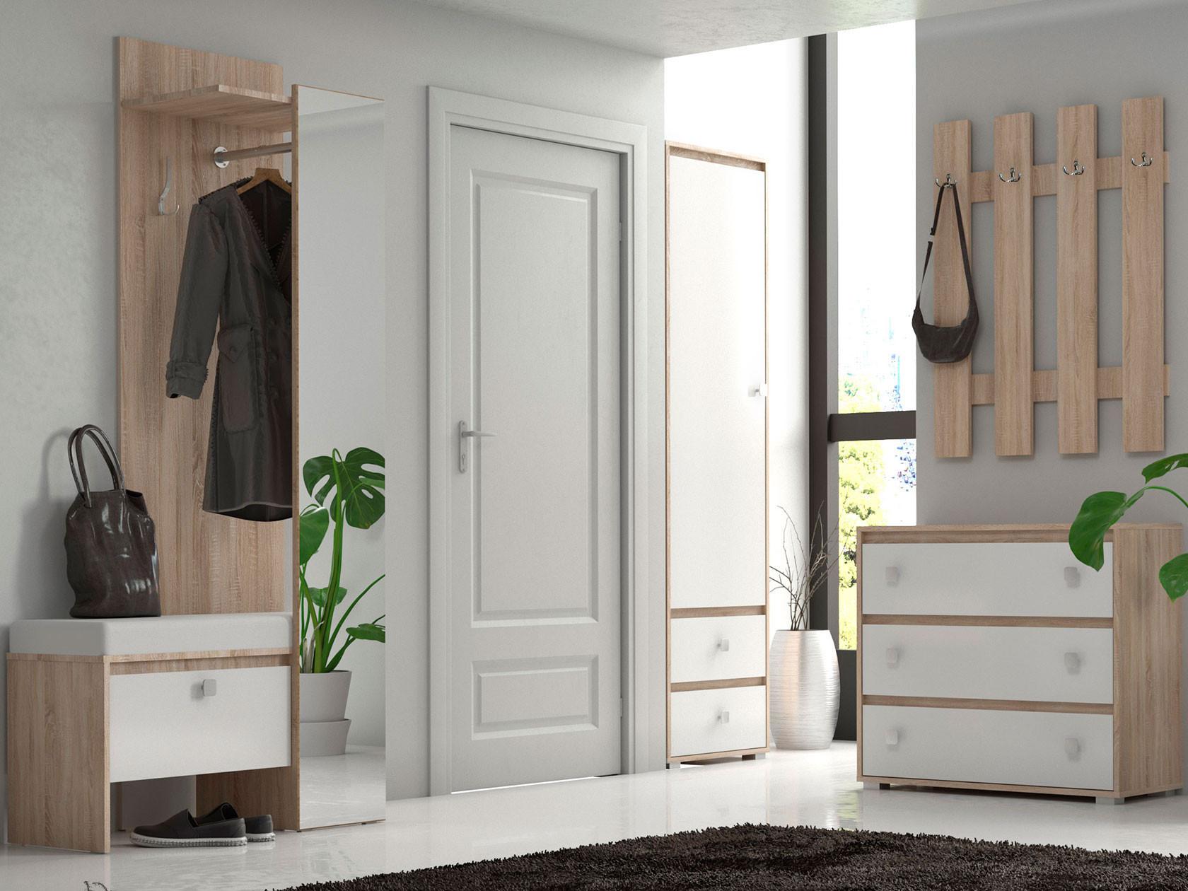 Комплект для прихожей Первый Мебельный Прихожая Кент