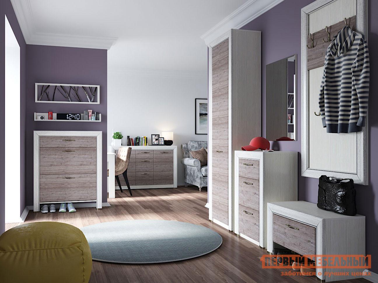 Прихожая Первый Мебельный Оливия ПК2 vivanco 45493 black