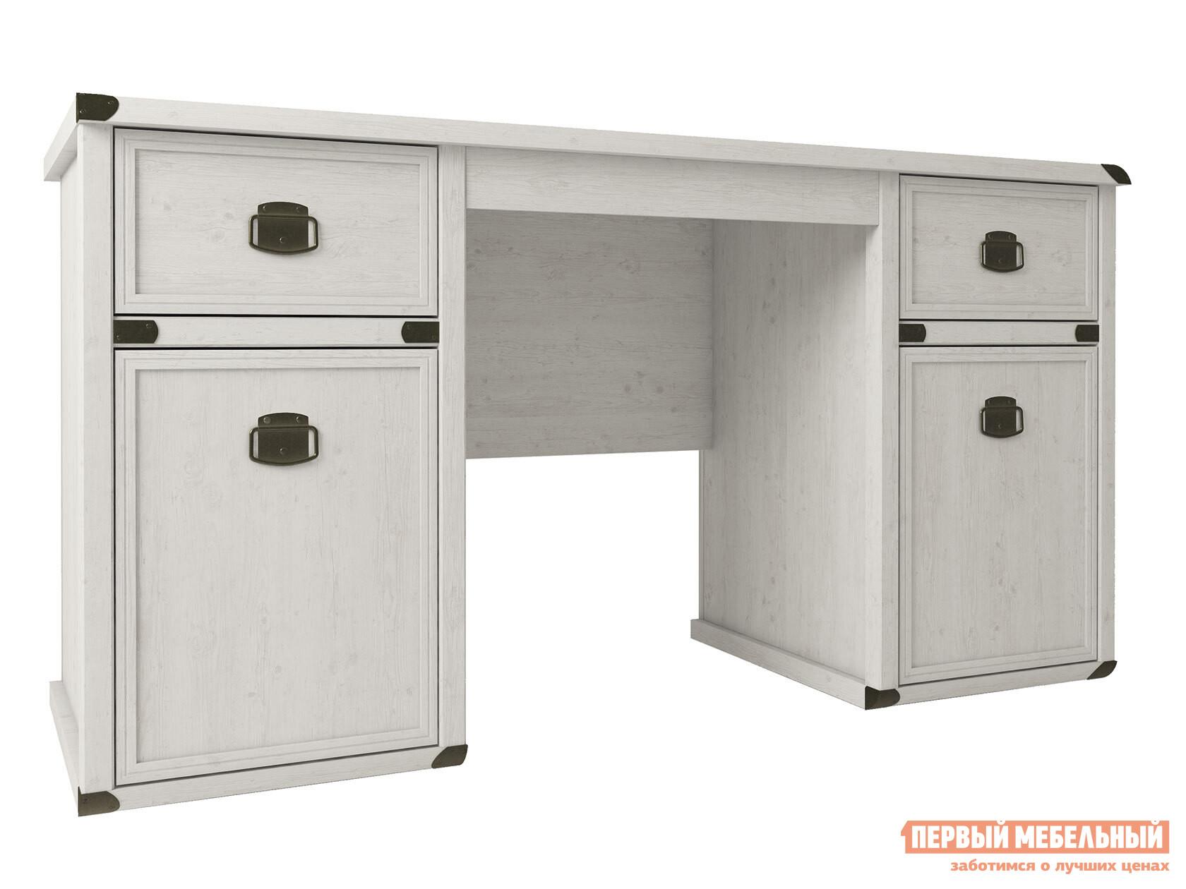 Письменный стол Первый Мебельный Стол письменный 2 ящика Магеллан