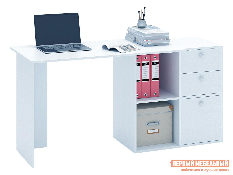 Письменный стол  Прайм-48 Белый МФ Мастер 129008