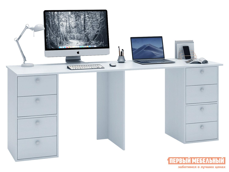 Письменный стол  Прайм-88 Белый МФ Мастер 129227
