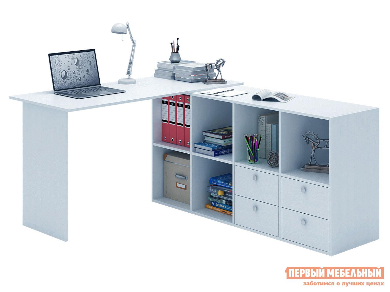 Письменный стол  Прайм-72 Белый МФ Мастер 129121