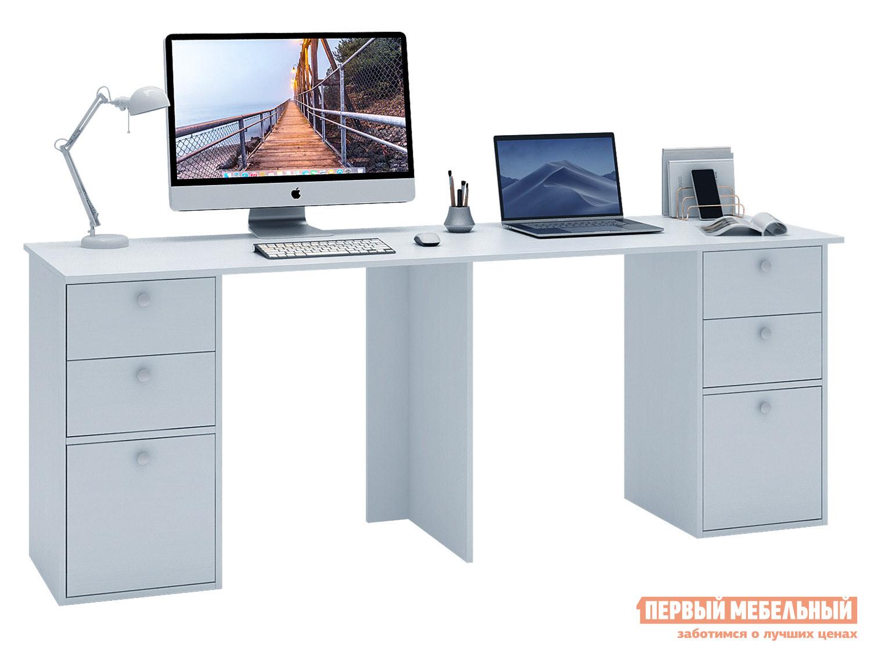 Письменный стол  Прайм-90 Белый МФ Мастер 129241