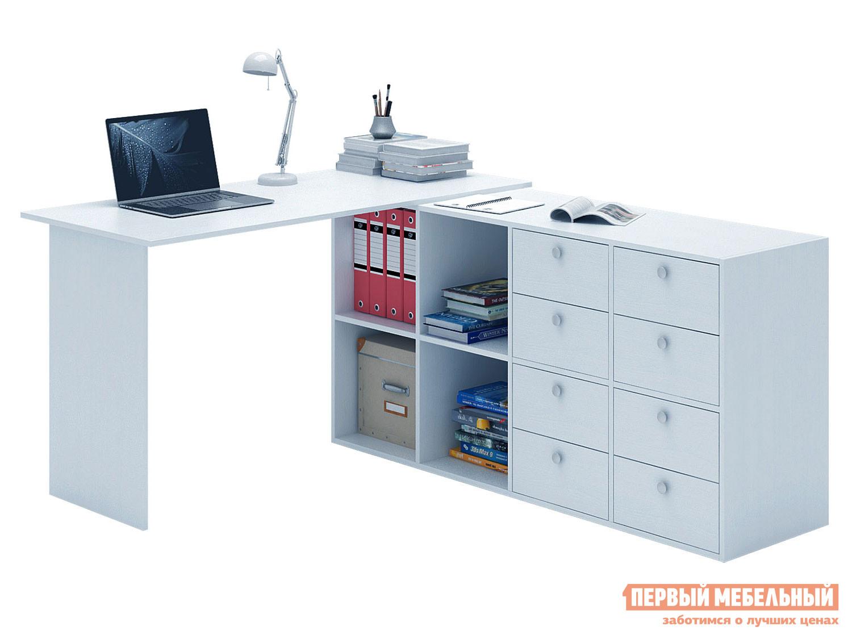 Письменный стол  Прайм-71 Белый МФ Мастер 129113