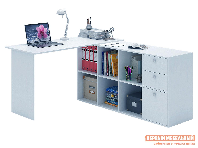 Письменный стол  Прайм-74 Белый МФ Мастер 129136
