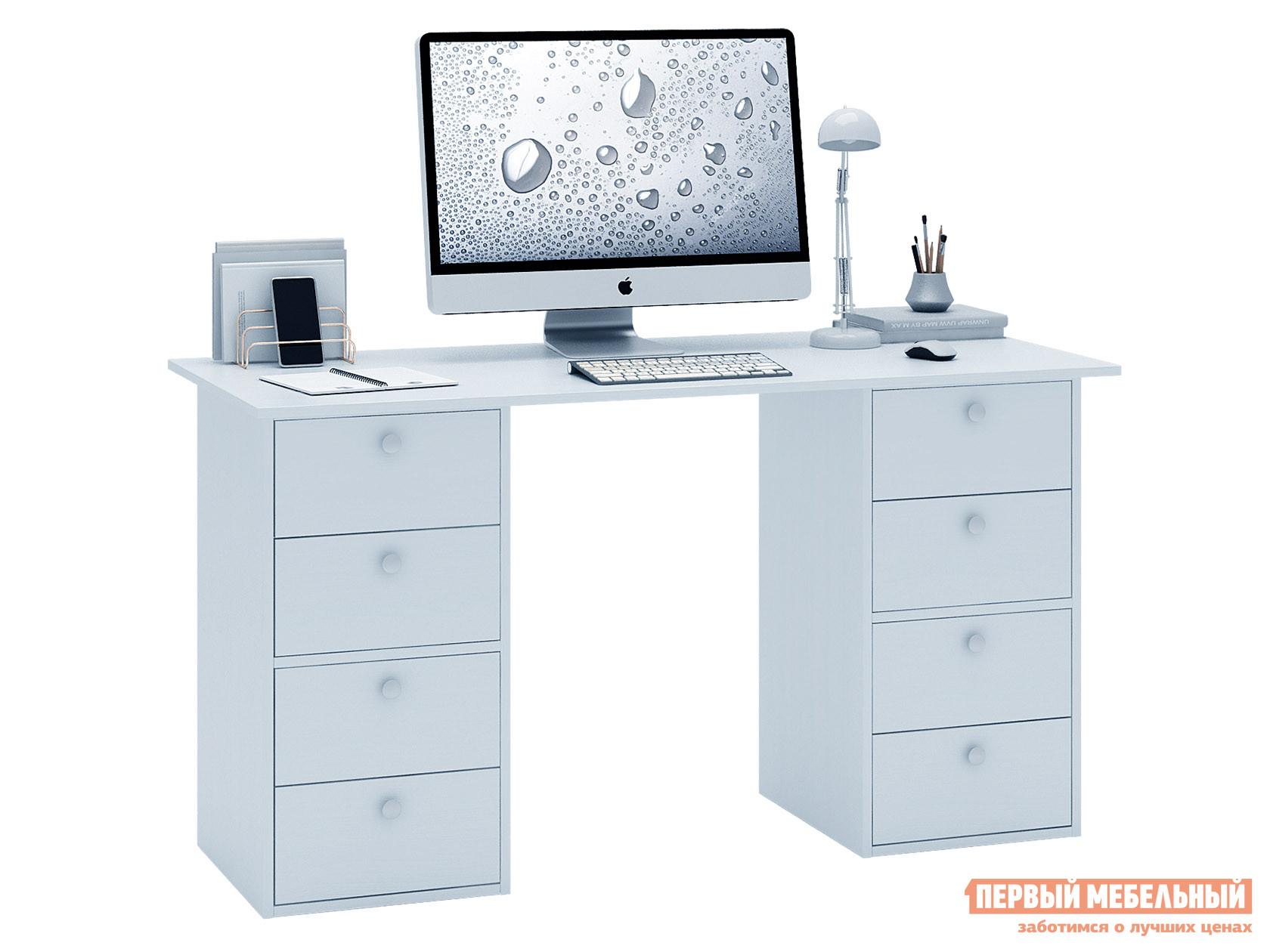 Письменный стол  Прайм-60 Белый МФ Мастер 129038