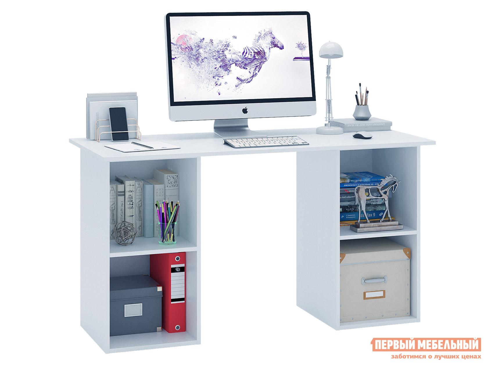 Письменный стол  Прайм-59 Белый МФ Мастер 129033