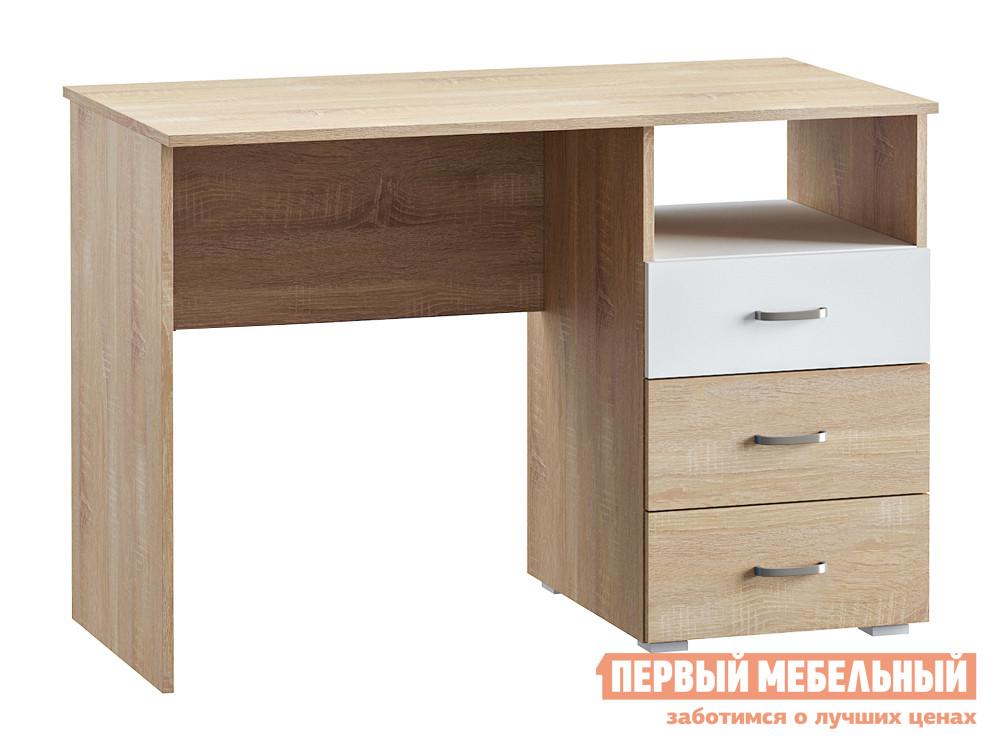 Компьютерный стол детский Первый Мебельный Стол письменный Линда 12.27