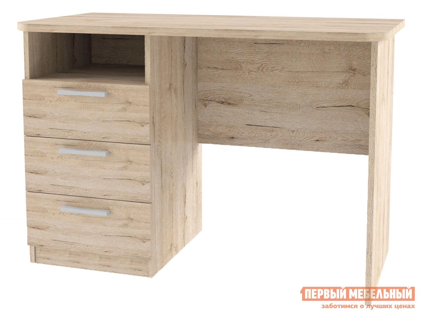 Письменный стол Первый Мебельный Стол письменный с ящиком Оскар