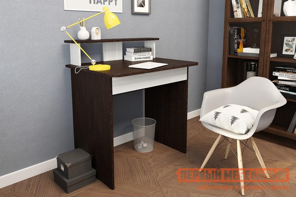 Столик для ноутбука Первый Мебельный Стол для ноутбука подсветка для ноутбука