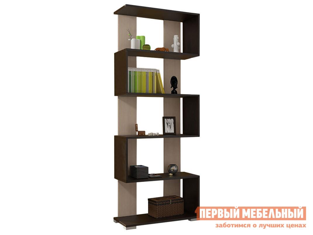лучшая цена Стеллаж Первый Мебельный Стиль 2