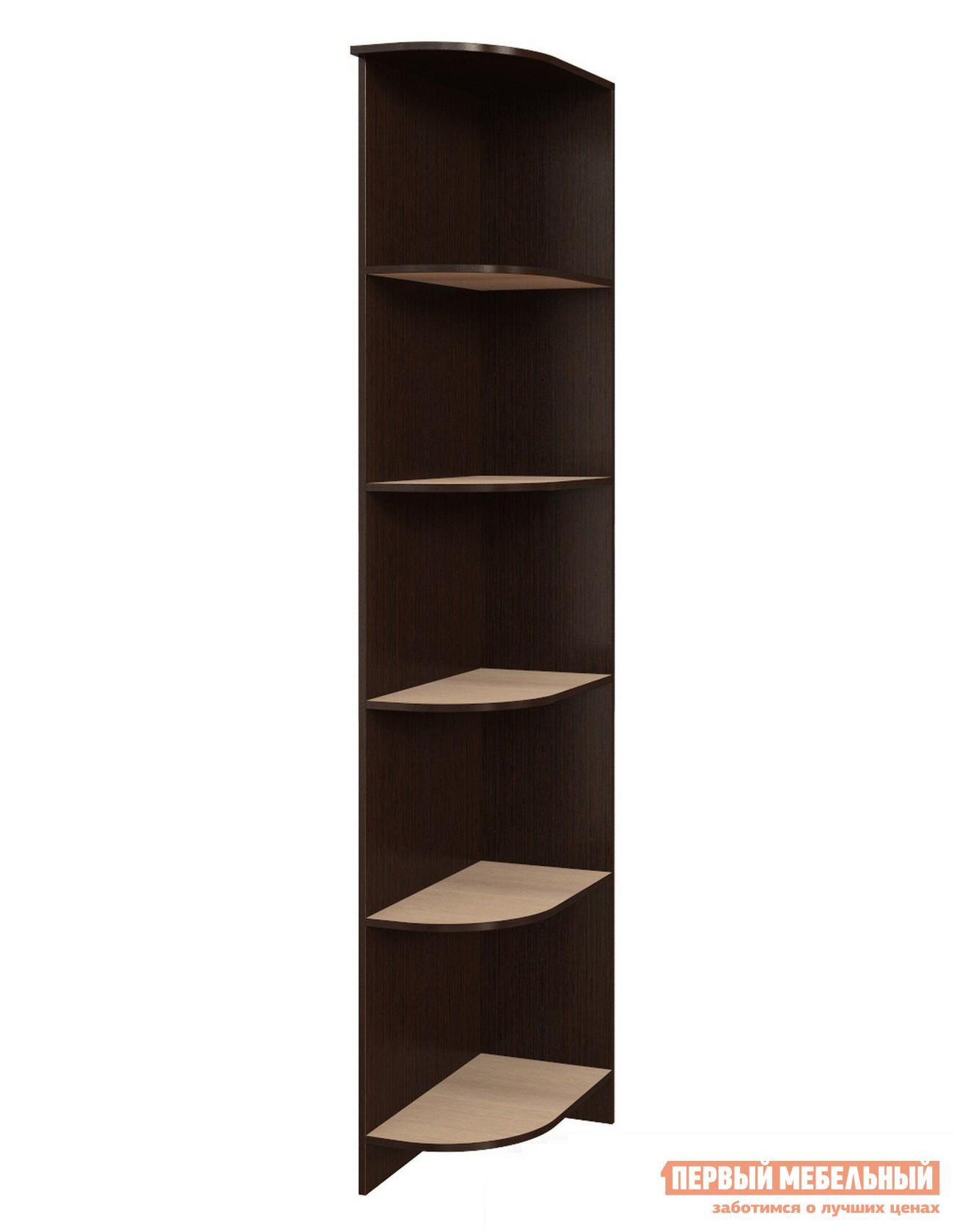 Стеллаж Первый Мебельный Стеллаж угловой Белла