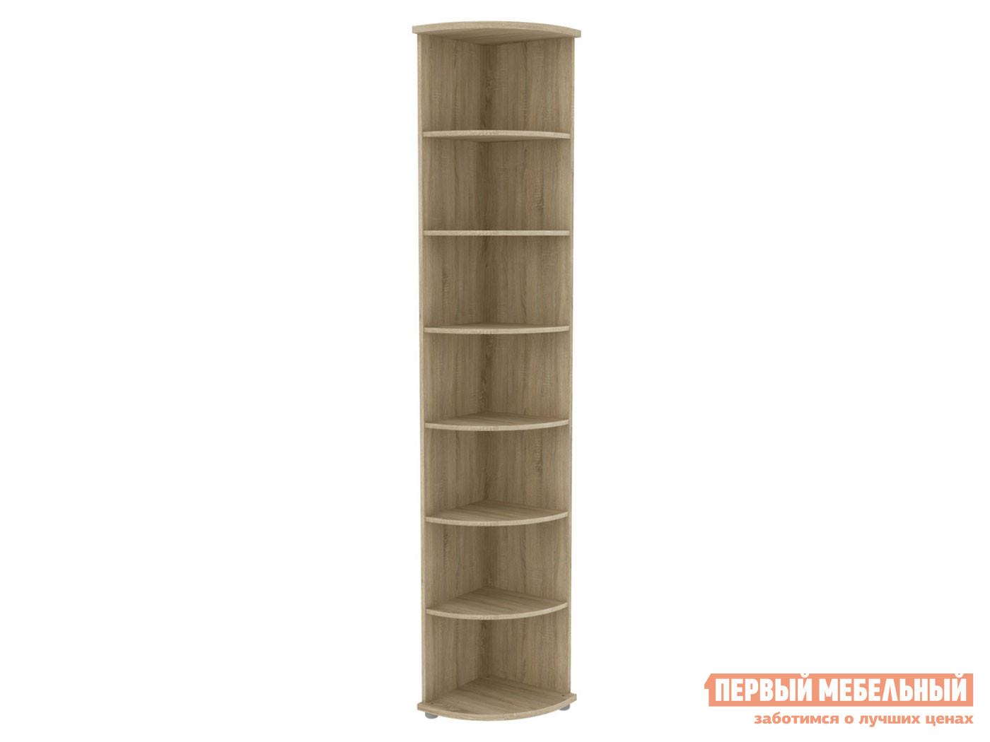 Стеллаж Первый Мебельный Стеллаж угловой Леруа 551.01