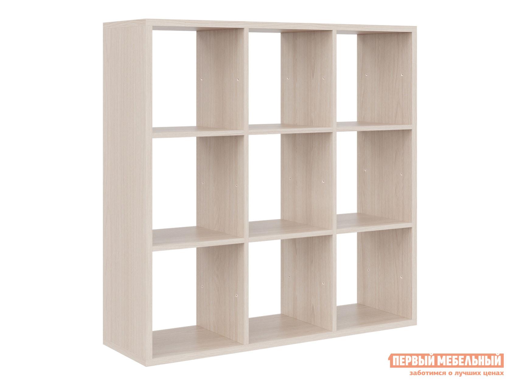 Стеллаж Первый Мебельный Стеллаж Микс 9
