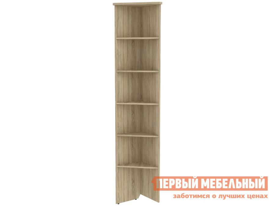 Стеллаж угловой Первый Мебельный Мерлен 301