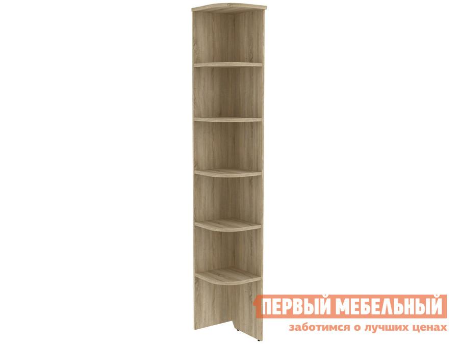 Стеллаж угловой Первый Мебельный Мерлен 302