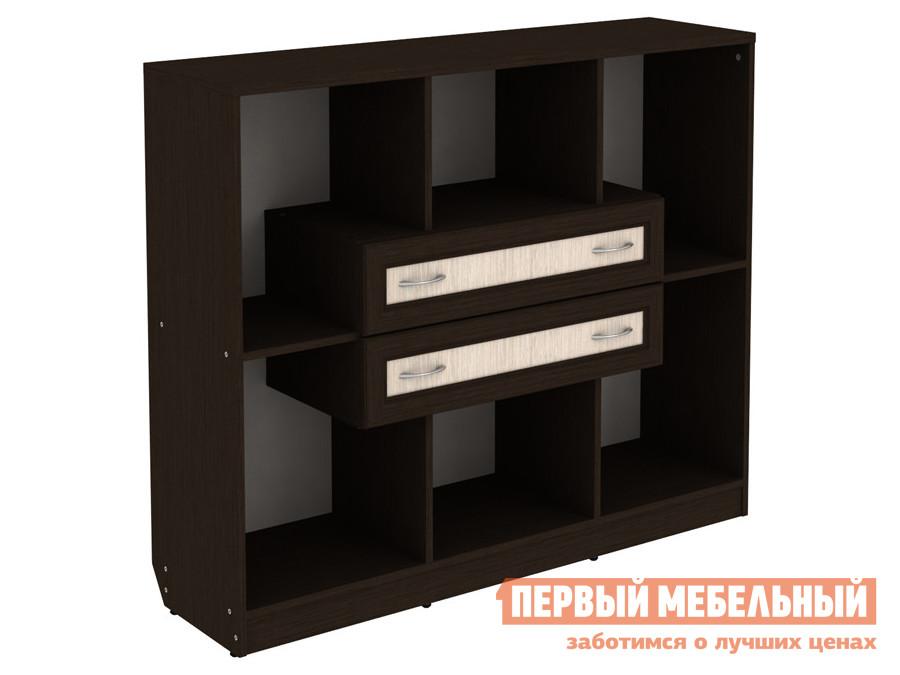Стеллаж Первый Мебельный Мерлен 706