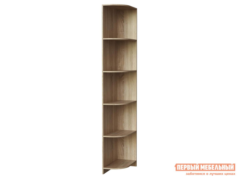 Стеллаж угловой Первый Мебельный Вега Прованс С шкаф угловой первый мебельный вега прованс шу
