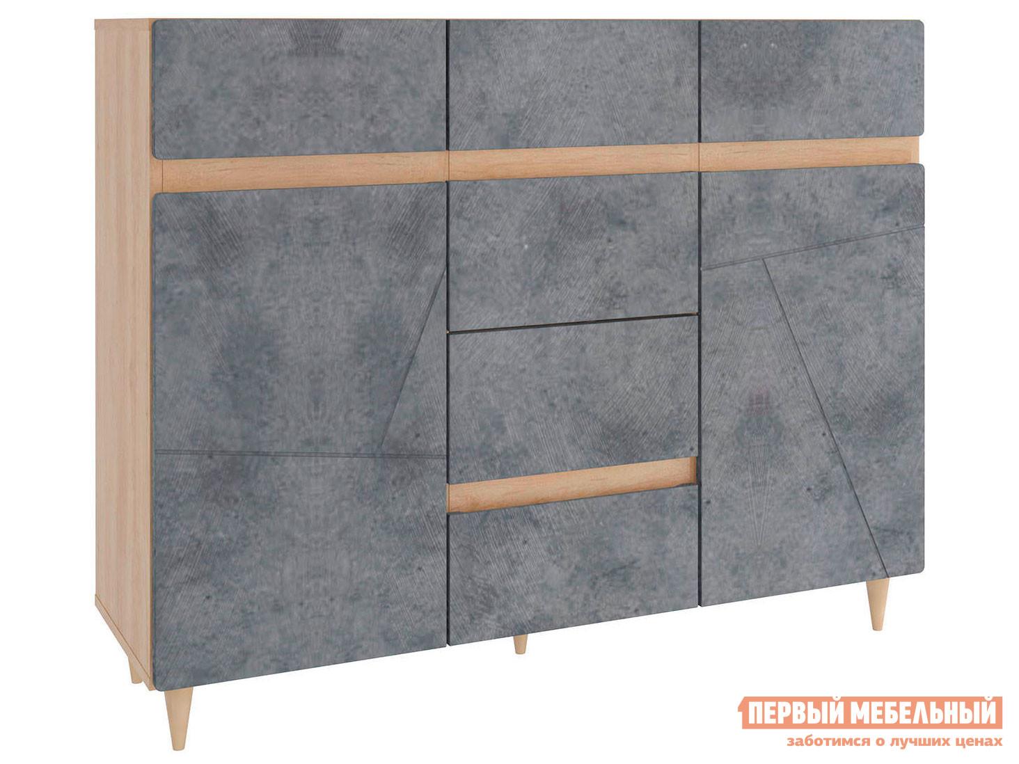 Комод Первый Мебельный Комод Самурай цены онлайн