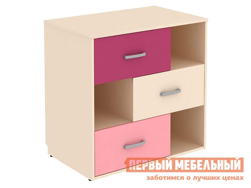 Детский комод Первый Мебельный Комод Дарина АРТ. УТ03