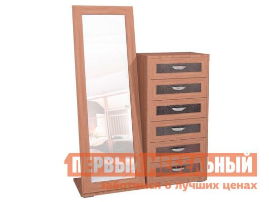 Комод с зеркалом Первый Мебельный Парма ВКЗ
