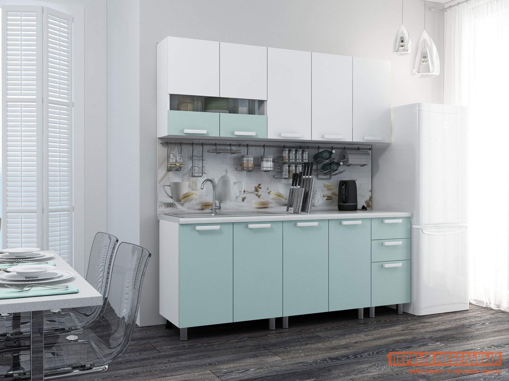 Кухонный гарнитур Первый Мебельный Тиффани