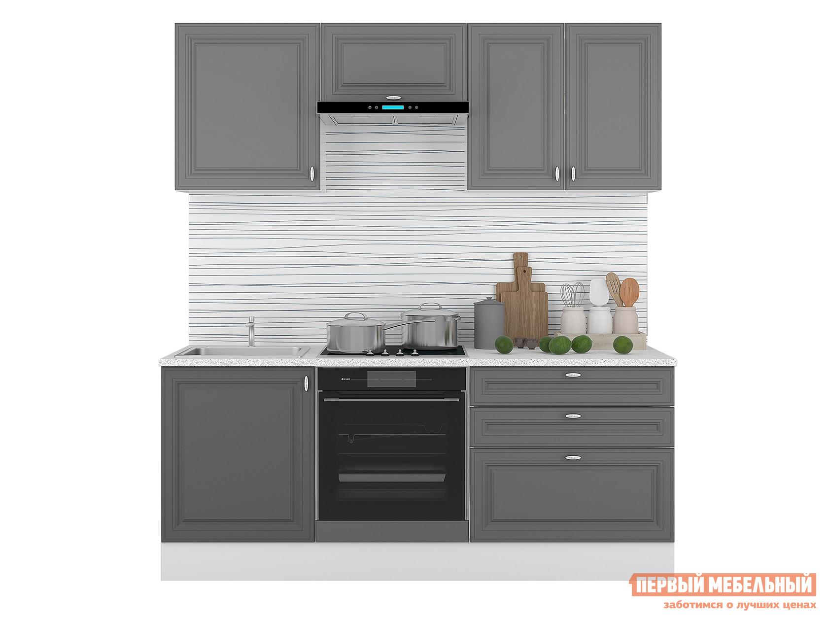 Кухонный гарнитур Первый Мебельный Кухня Ева 200 см