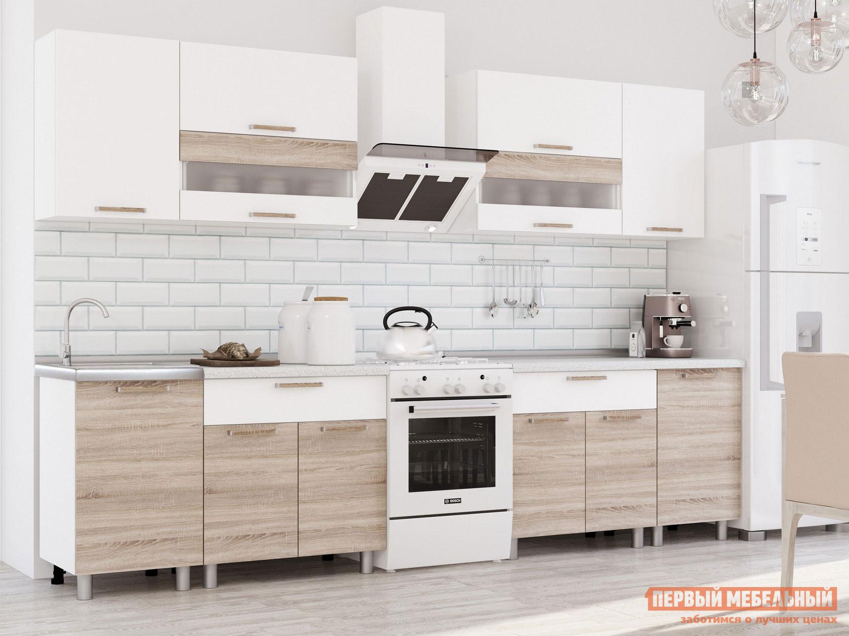 Кухонный гарнитур Первый Мебельный Айсберри