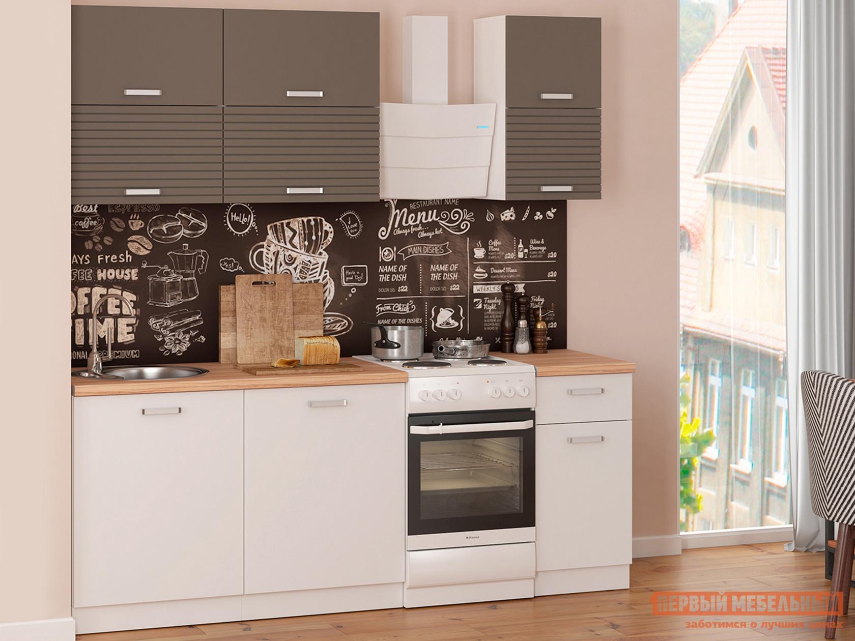 Кухонный гарнитур Первый Мебельный Софт 150 м